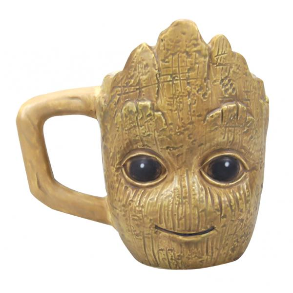 MARVEL - Shaped Mug 3D Boxed -  Groot