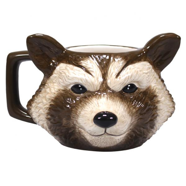 MARVEL - Shaped Mug 3D Boxed - Rocket_2