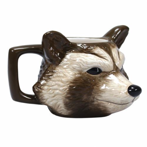 MARVEL - Mug 3D - Rocket