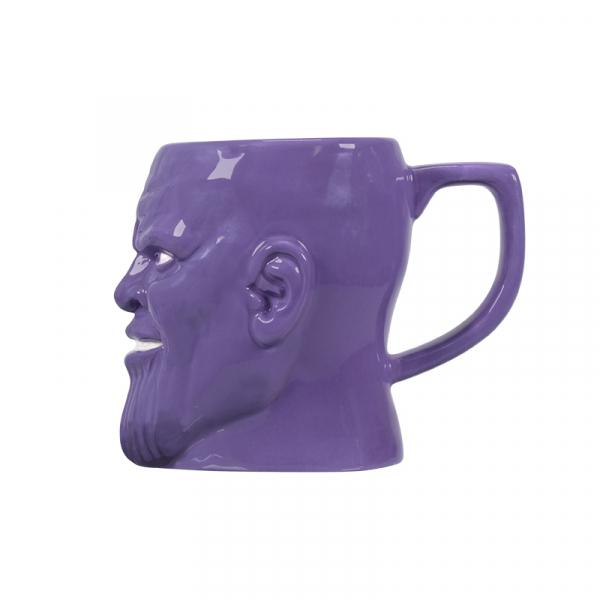 MARVEL AVENGERS - Shaped Mug 3D Boxed - Thanos_2