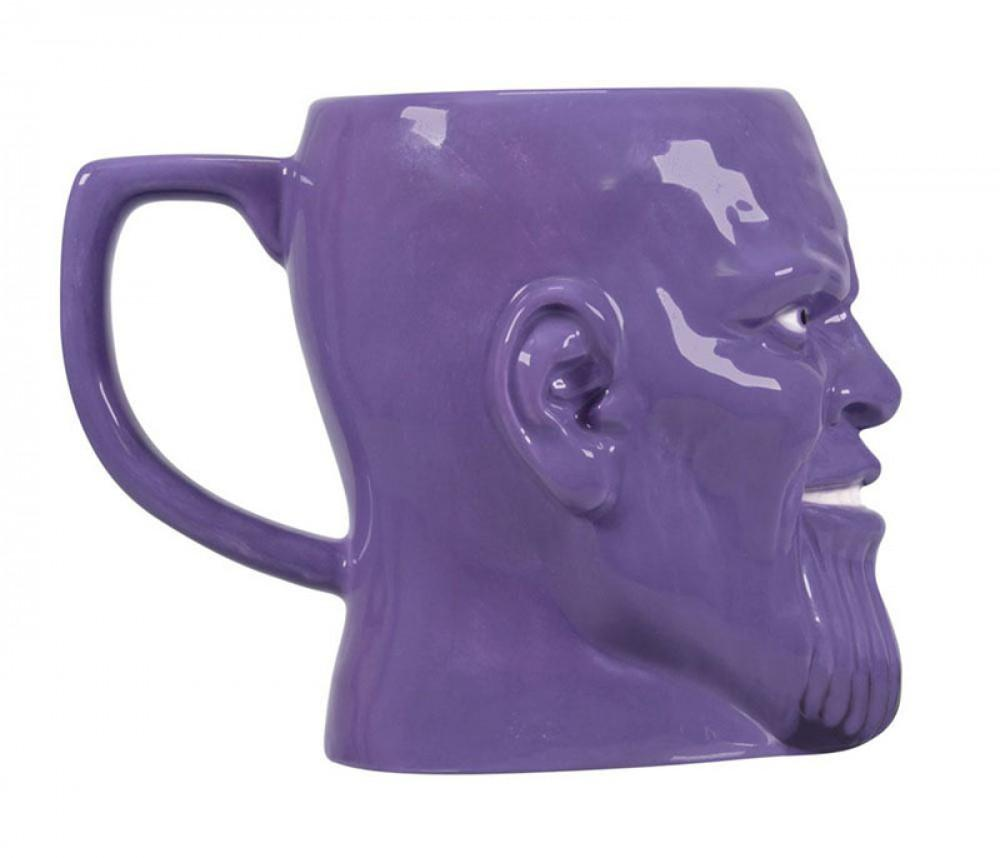 MARVEL AVENGERS - Shaped Mug 3D Boxed - Thanos_3
