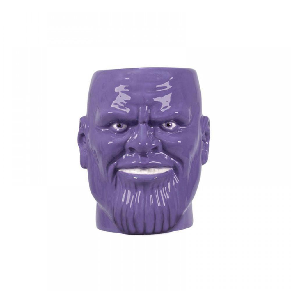 MARVEL AVENGERS - Shaped Mug 3D Boxed - Thanos_4