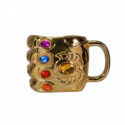 MARVEL- Avengers - Mug 3D - Infinity Gauntlet