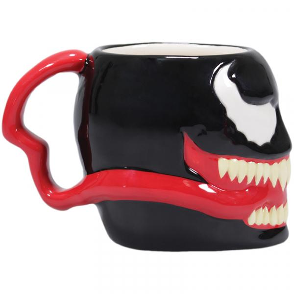 MARVEL - Shaped Mug 3D Boxed - Venom