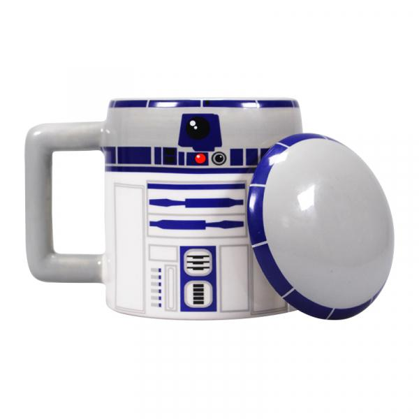 STAR WARS - Shaped Mug 3D Boxed - R2D2