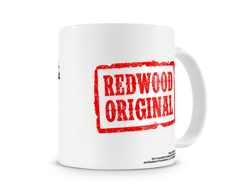 SONS OF ANARCHY - Mug - Redwood Original