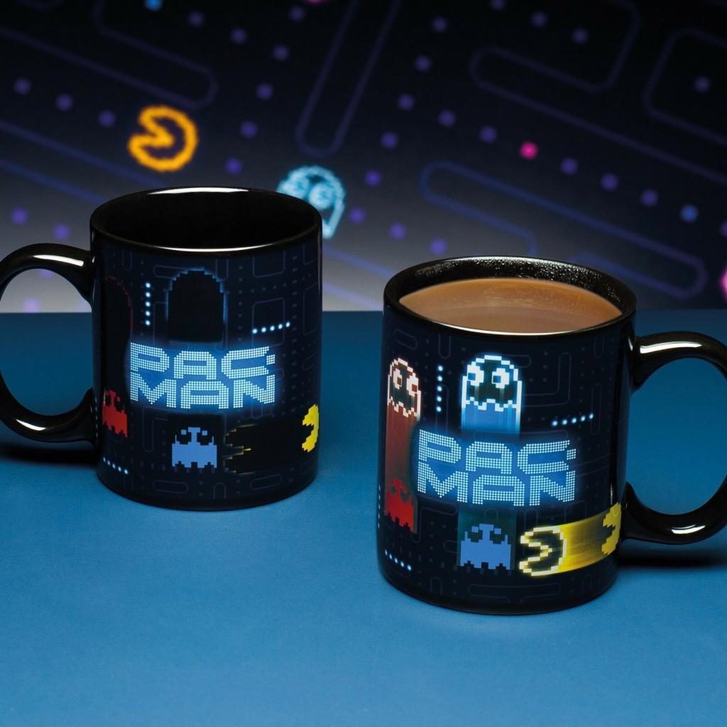PAC-MAN - Mug Heat Change - Theme