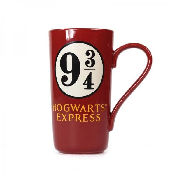 HARRY POTTER - Mug Latte - Platform 9 3/4_3