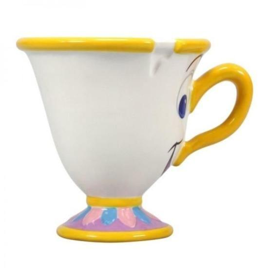 DISNEY - Shaped Mug Zip 'La Belle et la Bête'_2