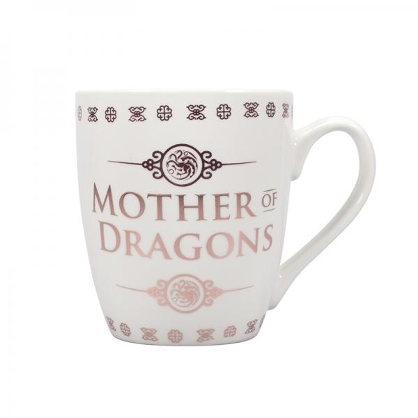 GAME OF THRONES - Shaped Mug - Mother of Dragons_3