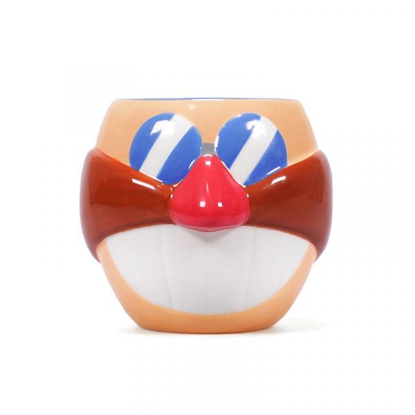 SONIC - Mug 3D - Eggman_3