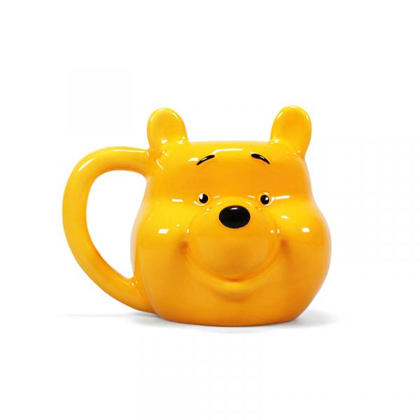 WINNIE THE POOH - Shaped Ceramic Mug 3D - Silly Old Bear