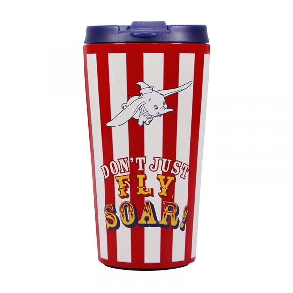 DISNEY - Travel Mug Metal - Dumbo
