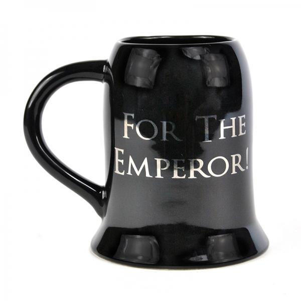 WARHAMMER - Tankard Mug - 500ml - Emperor