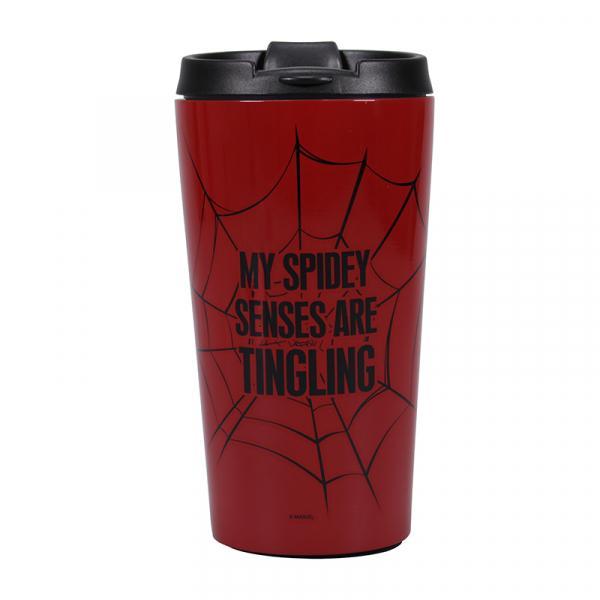 MARVEL - Travel Mug Metal - Spiderman_2