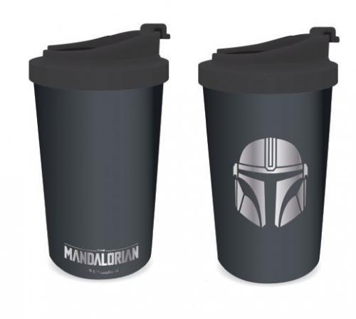 STAR WARS - Mandalorian - Mug de voyage