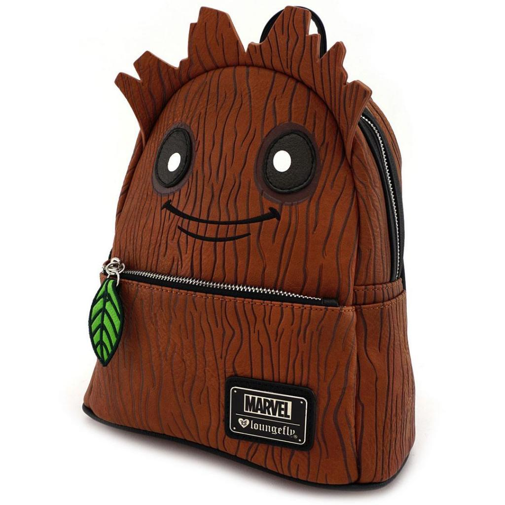 MARVEL - Groot Mini Backpack 'LoungeFly'