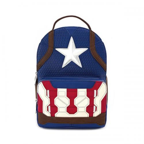 CAPTAIN AMERICA - End Game - Mini sac à dos 'LoungeFly'