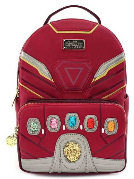 IRON MAN - Iron Gauntlet End Game Hero Mini Backpack 'LoungeFly'