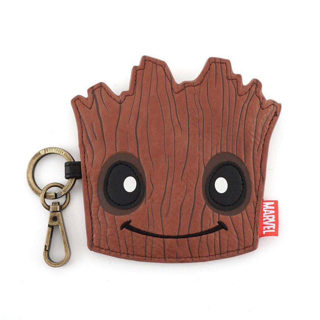 MARVEL - Groot Face Coin Bag 'LoungeFly'
