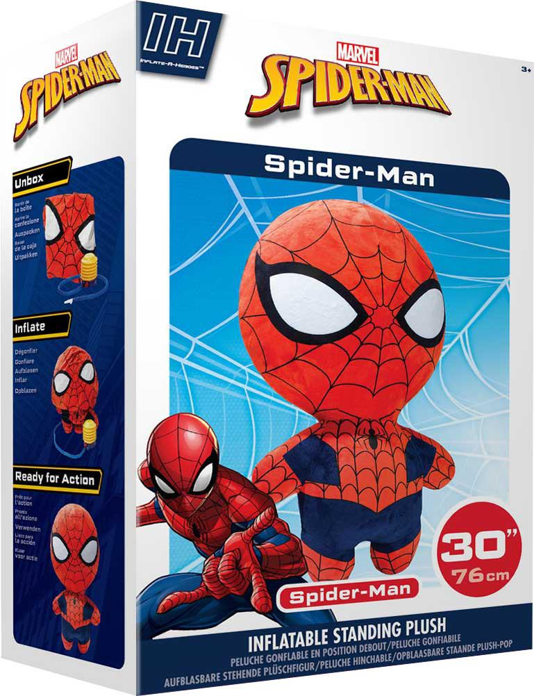 MARVEL - Peluche Gonflable - Spider-man 76cm