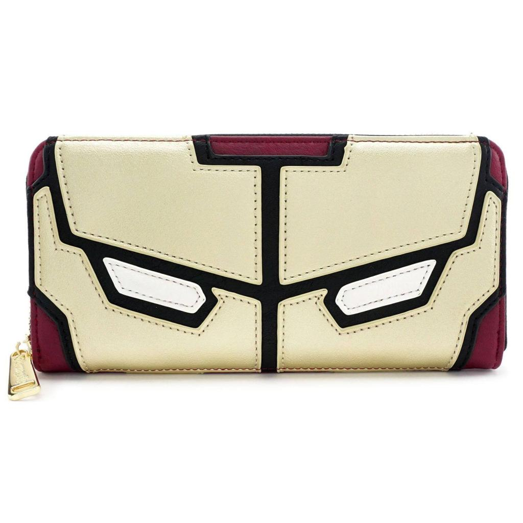 MARVEL - Iron Man Wallet 'LoungeFly'