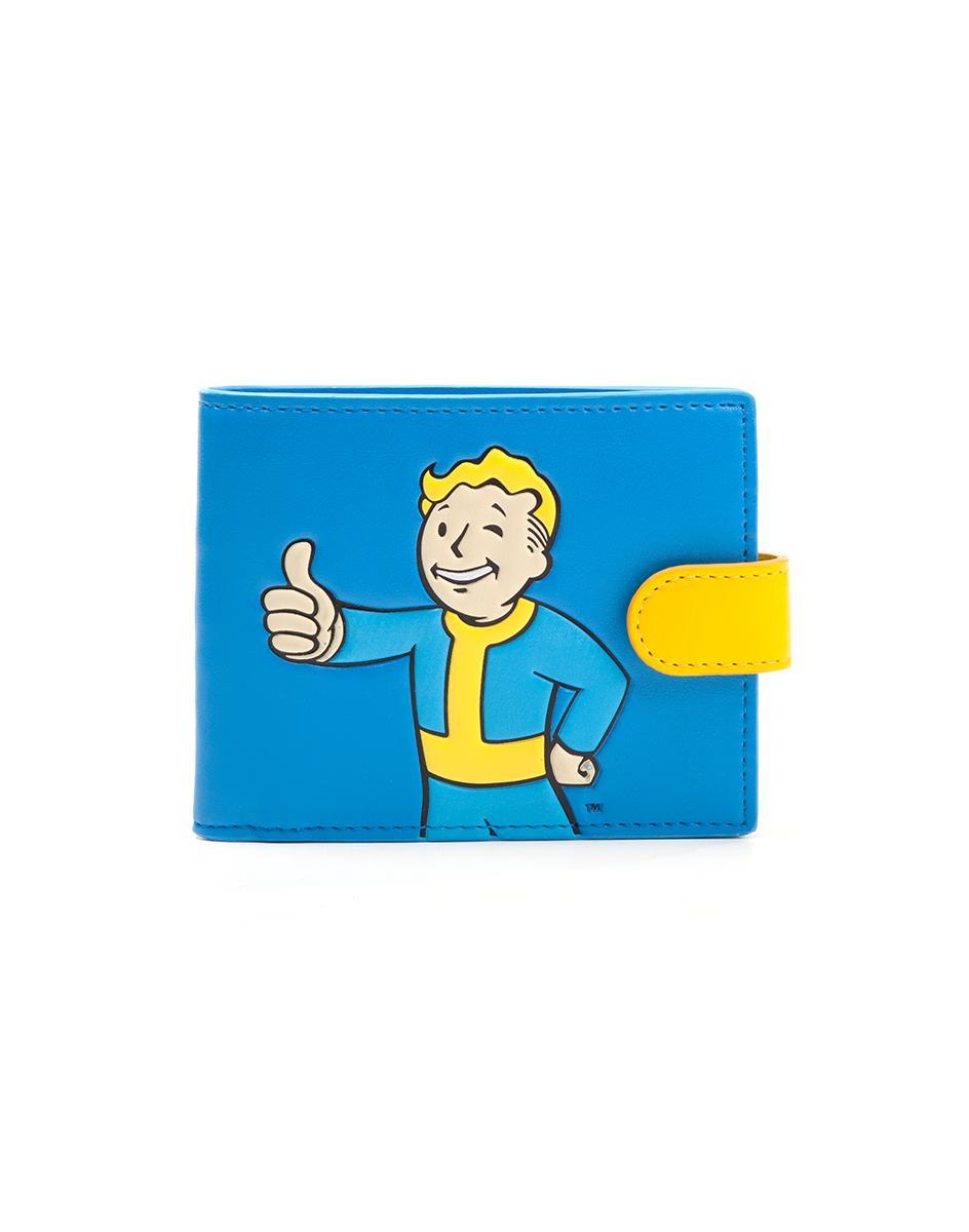 FALLOUT 4  - Vault Boy Approves Wallet Color