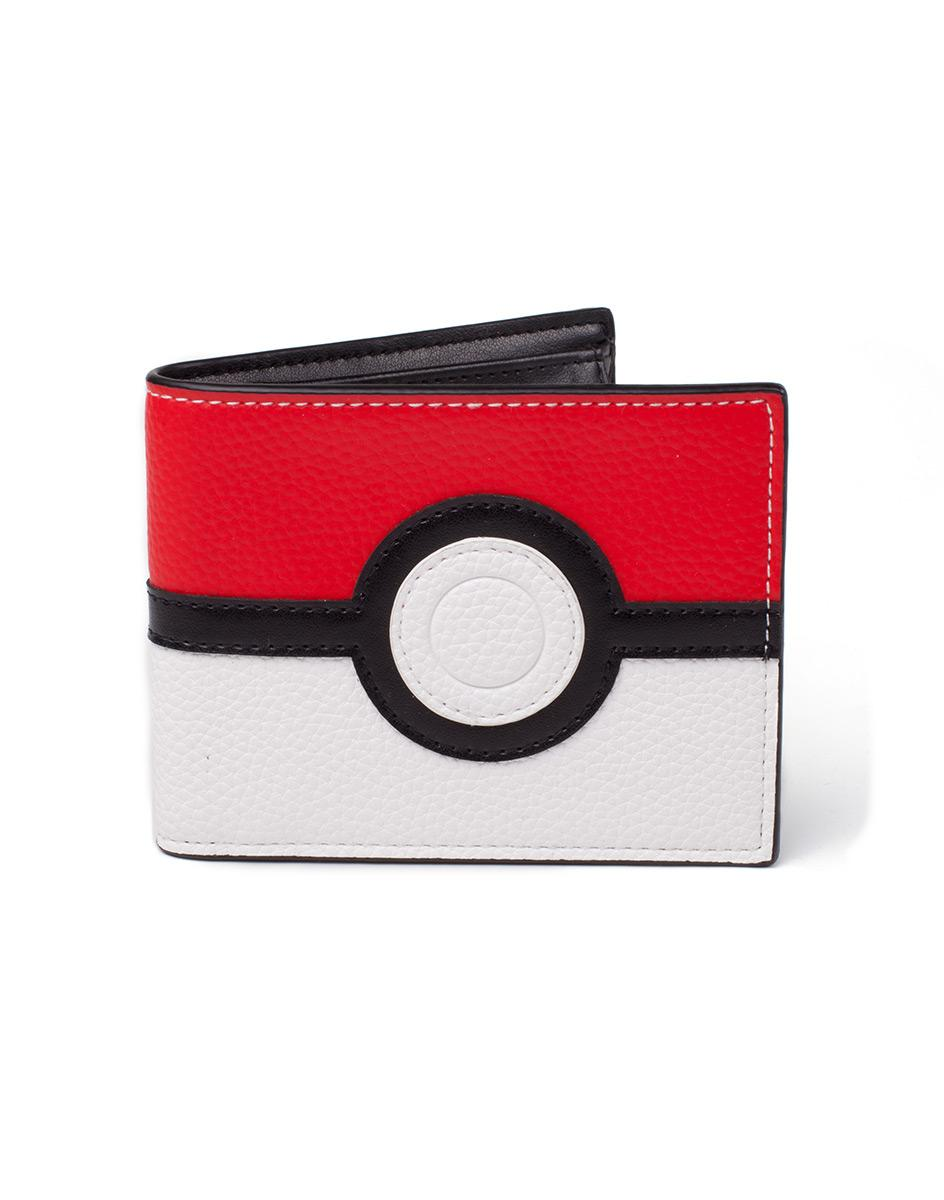 POKEMON - Portefeuille - Pokeball
