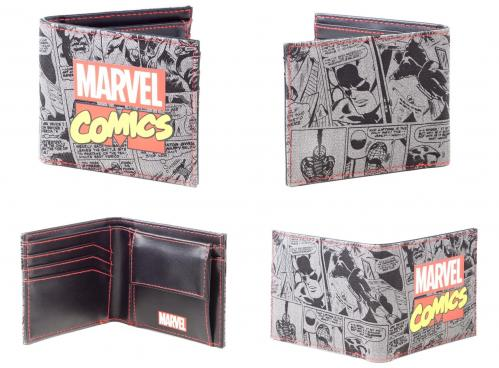 MARVEL COMICS - Portefeuille