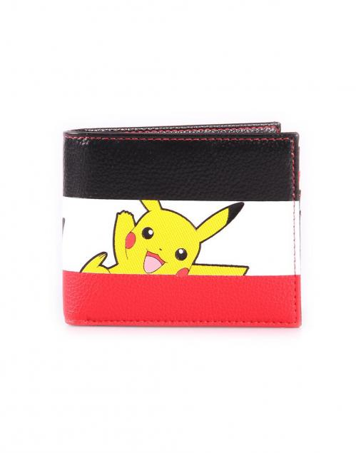 POKEMON - Pikachu - Portefeuille