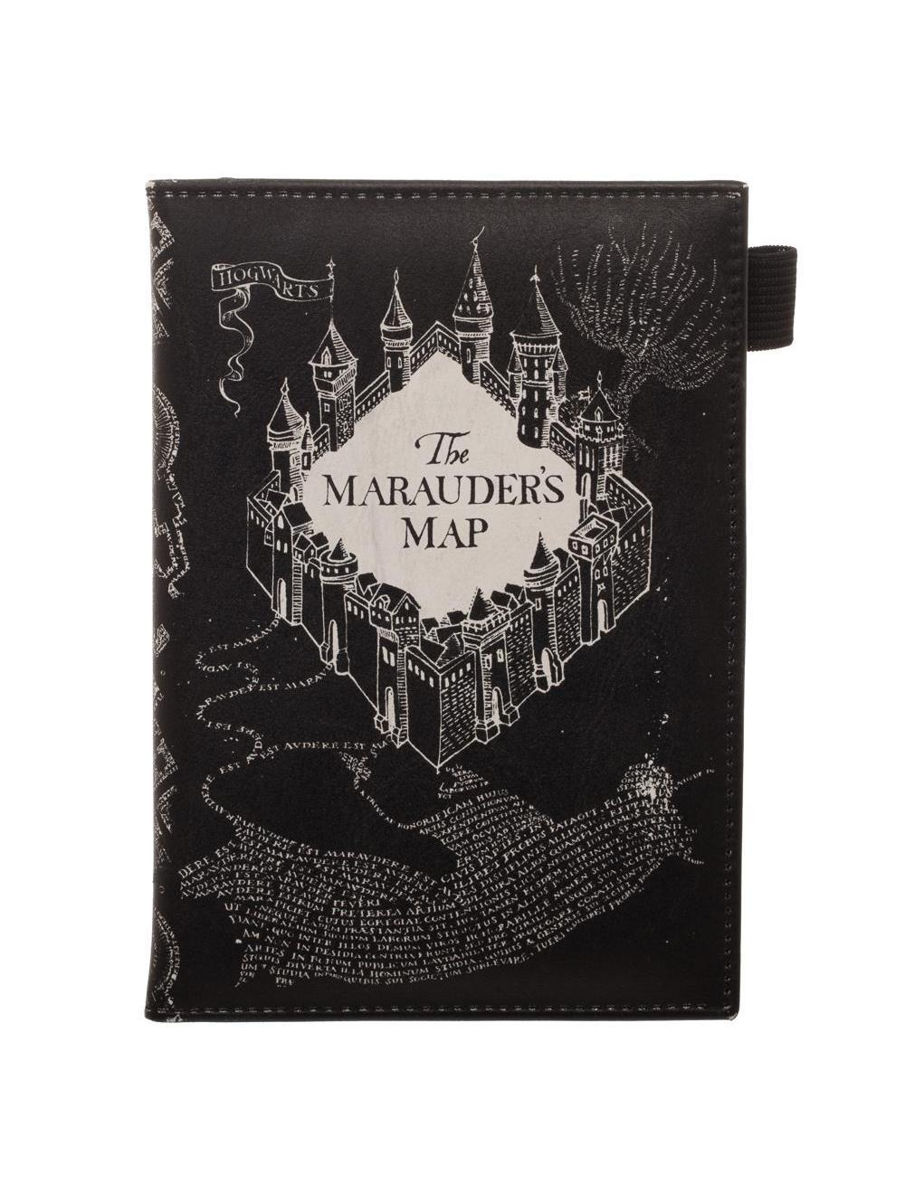 HARRY POTTER - Couvre Passeport - Marauder's Map