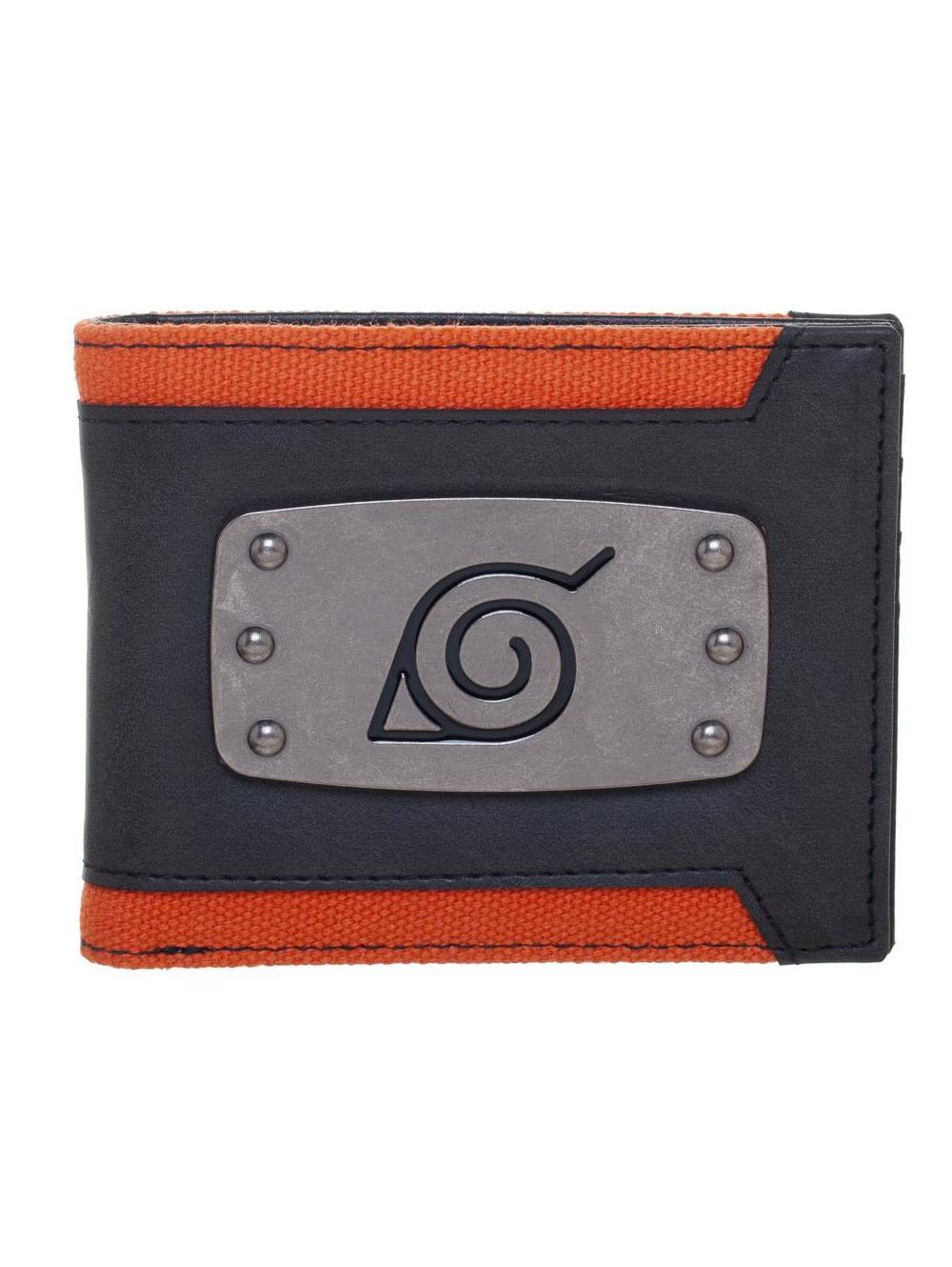 NARUTO SHIPPUDEN - Hero Collection Bifold Wallet