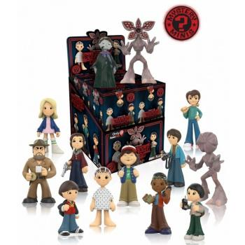 STRANGER THINGS - Mystery Minis Series 1 Exclusive (BOX 12 Figurines)