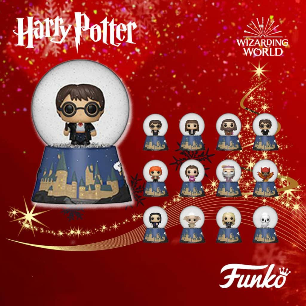 HARRY POTTER - Mystery Mini Snow Glove (BOX 12 Pcs)_1