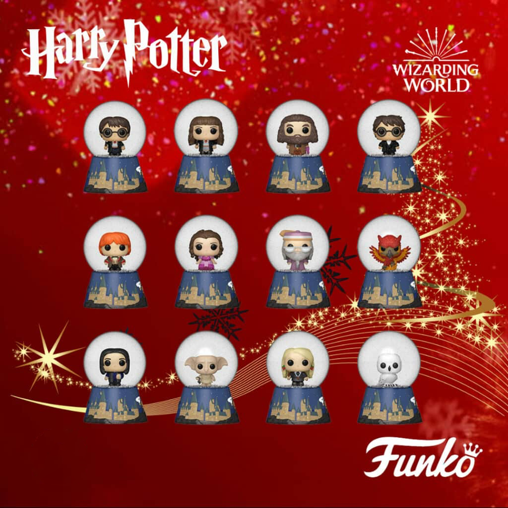 HARRY POTTER - Mystery Mini Snow Glove (BOX 12 Pcs)_2