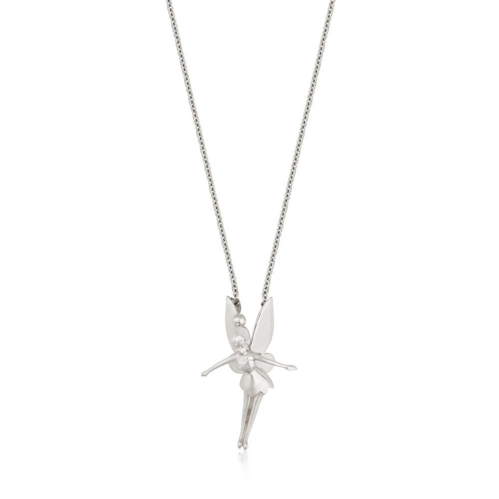 DISNEY METAL PRECIOUS - Tinker Bell Necklace 'Sterling Silver'