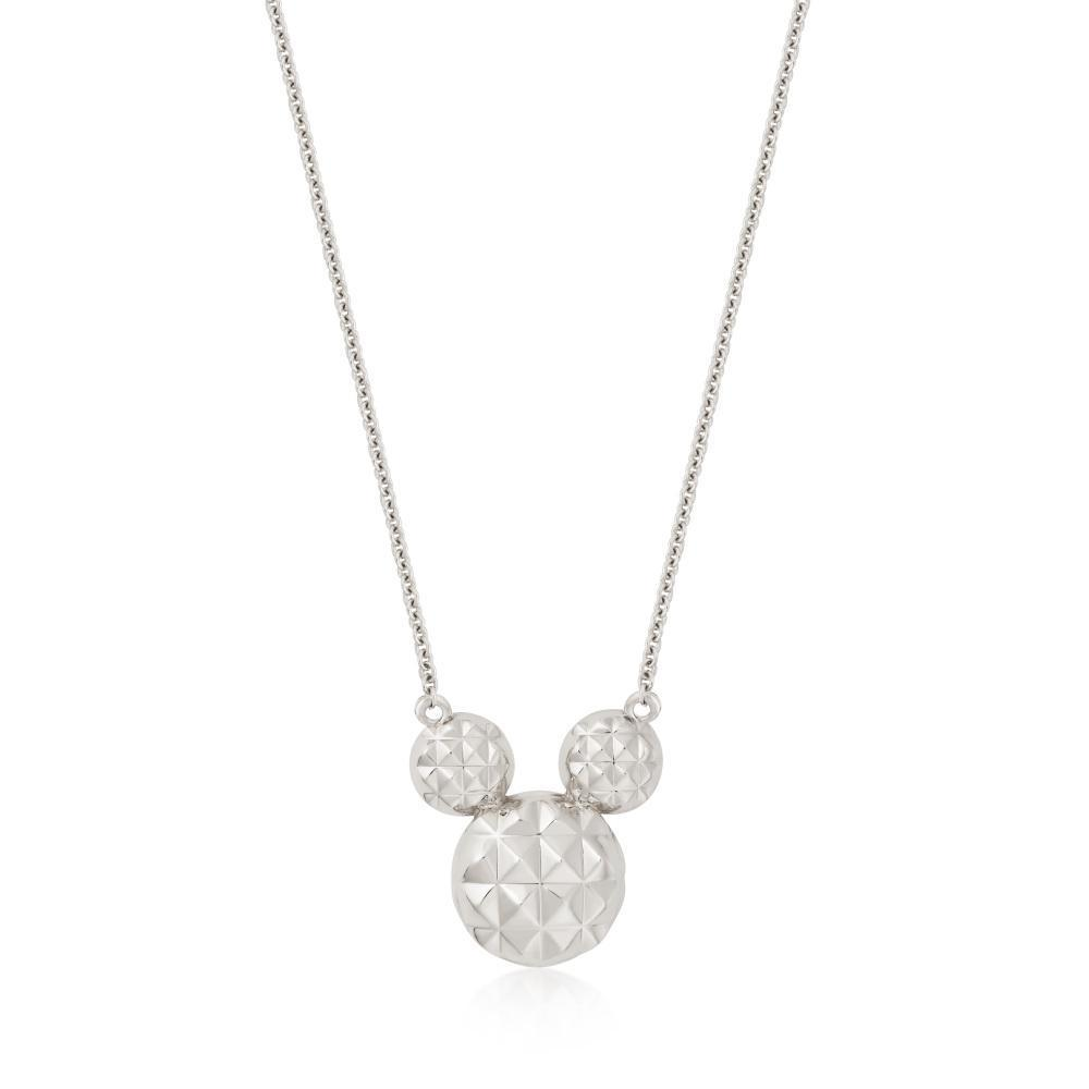 DISNEY METAL PRECIOUS - Mickey Mouse Necklace 'Sterling Silver'