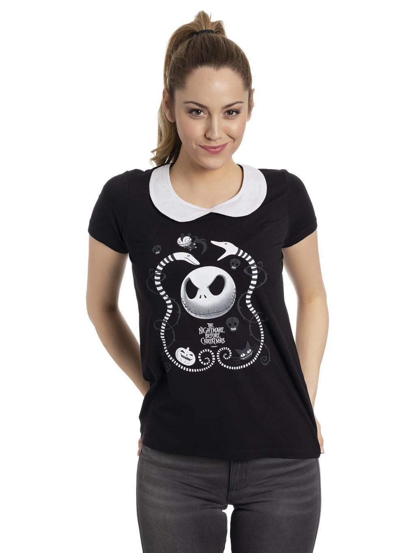 DISNEY - T-Shirt - Snakes Collar Girl Shirt (M)