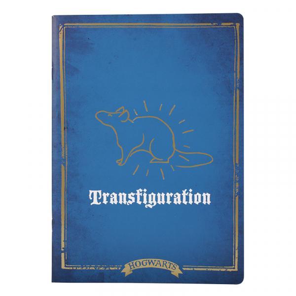 HARRY POTTER - NoteBook A4 - Transfiguration