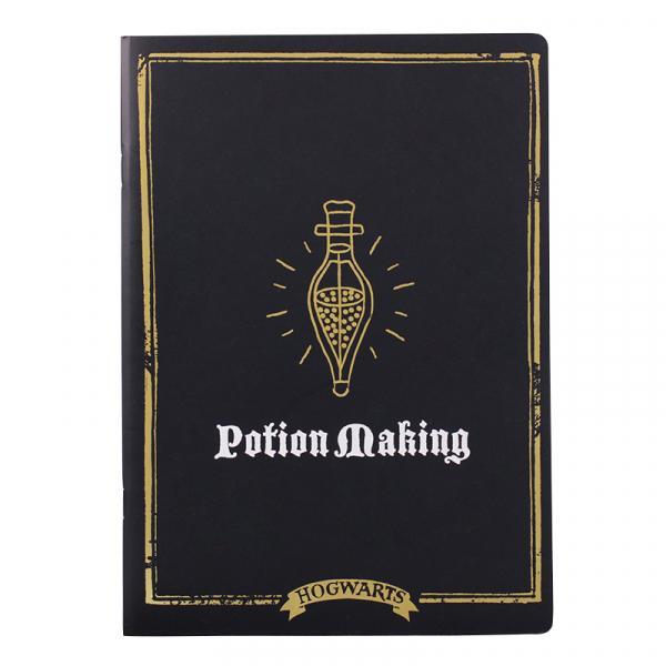 HARRY POTTER - NoteBook A4 - Potions