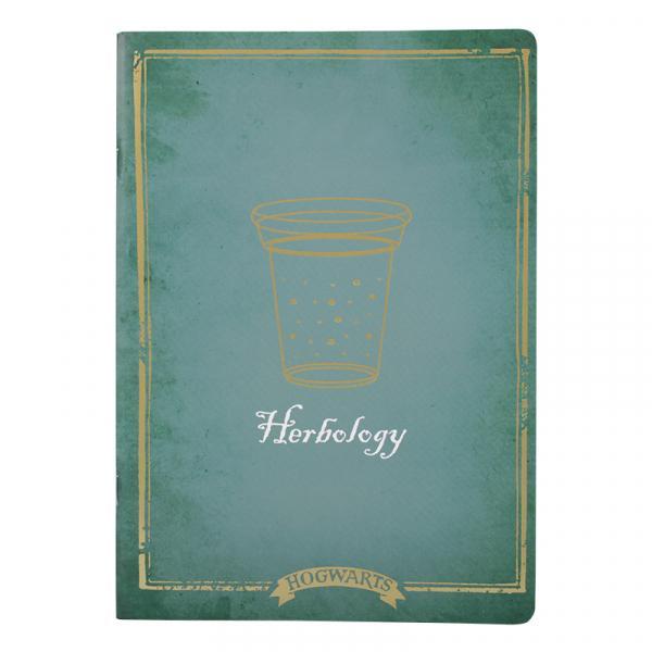 HARRY POTTER - NoteBook A4 - Herbology