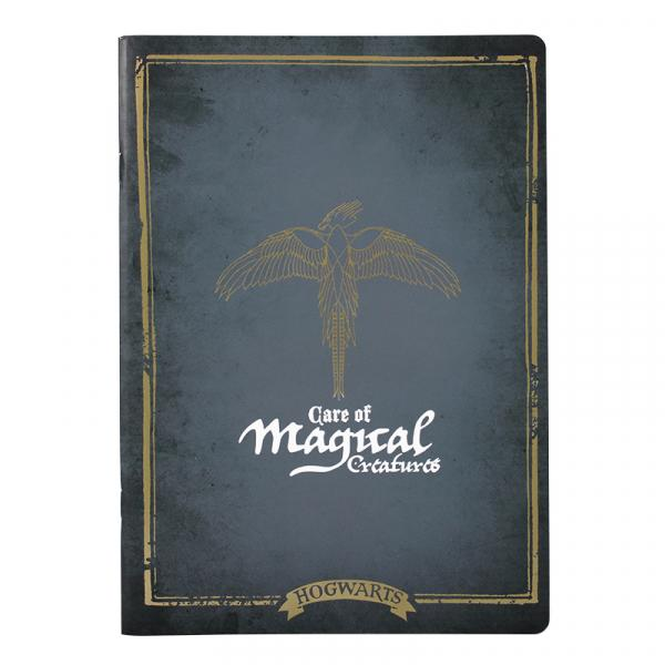 HARRY POTTER - NoteBook A4 - Magical Creatures