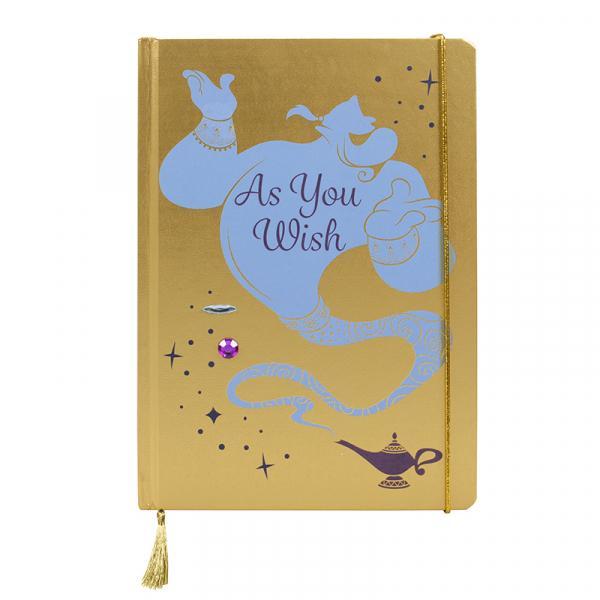 DISNEY - NoteBook A5 - Aladdin / Genie