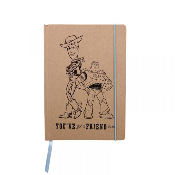 DISNEY - NoteBook A5 - Toy Story
