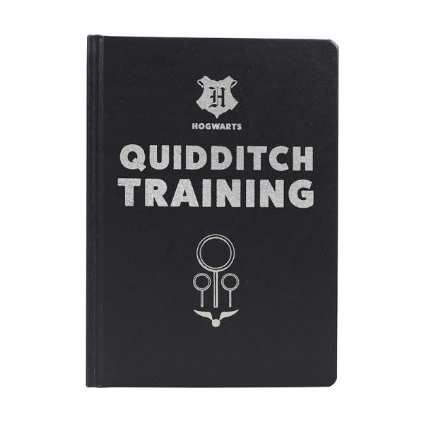 HARRY POTTER - NoteBook A5 - Quidditch
