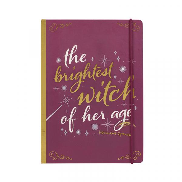 HARRY POTTER - Stationery NoteBook A5 - Hermione Granger
