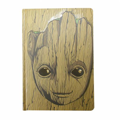 MARVEL - NoteBook A5 - Groot