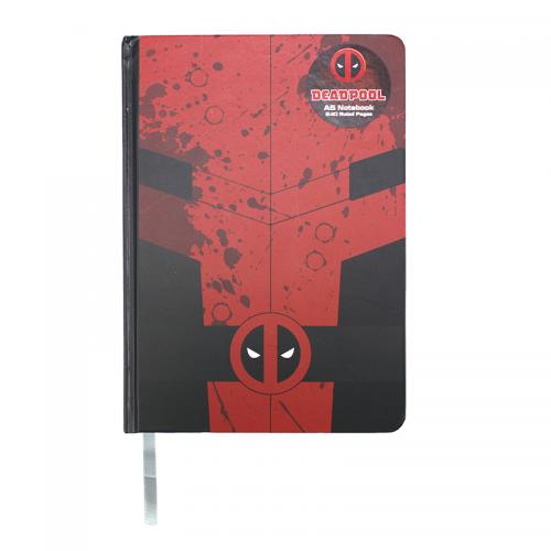 DEADPOOL - Notebook A5