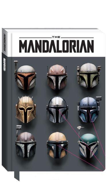 STAR WARS - Mandalorian - Notebook A5