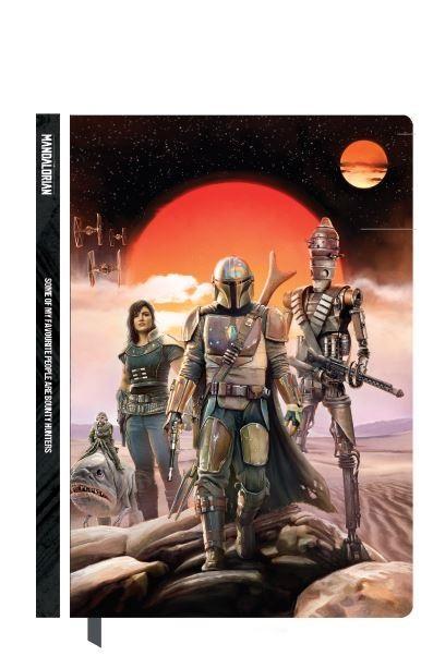 STAR WARS - Mandalorian Colors - Notebook A5